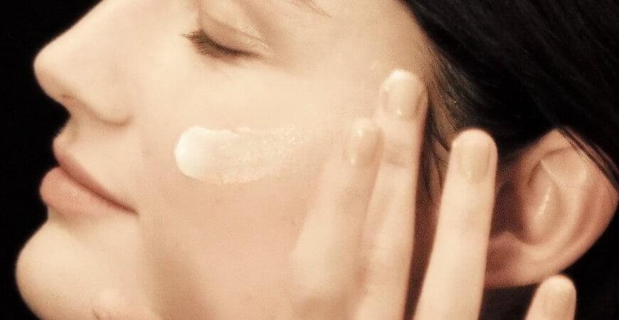 Gold skin care